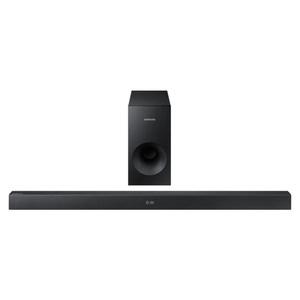 Samsung HWK335/ZG [Schwarz] - (2.1 Soundbar, 130 Watt, Bluetooth, USB, AUX-In, Fernbedienung)