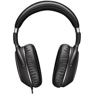 Sennheiser PXC 480 schwarz (1-Tasten-Fernbedienung, 50 Stunden Betriebsdauer, NoiseGard™, faltbar)