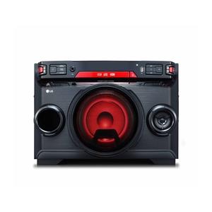 LG OK45, Schwarz - HiFi Anlage (220W, CD/Radio/USB, Auto DJ, Karaoke, Bluetooth, LG TV Sync)