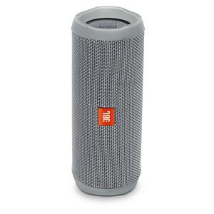 JBL Flip 4, Tragbarer Bluetooth-Lautsprecher, Grau
