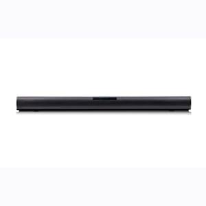 LG SJ2 (Schwarz) - 2.1-Kanal-Soundbar [160W, Kabelloser Subwoofer, Bluetooth]