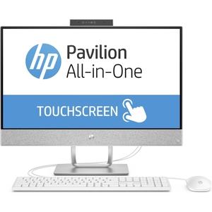 "HP Pavilion AiO 24-x050ng 60,5cm (23,8"") FHD-IPS-Touchdisplay Intel Core i5-7400T, 16GB RAM, 128GB SSD, 1TB HDD, HD 630, Win10"