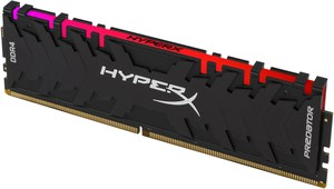 Kingston DDR4 3600 HyperX Predator RGB (8GB) DIMM
