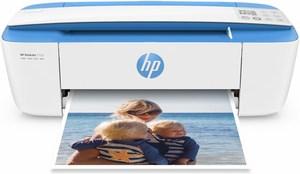 HP DeskJet 3720 AiO Multifunktionsgerät Tinte weiß/blau