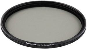 Hama Pol Circular Filter Wide 82mm Nano, Multi-Coated 16 Schichten