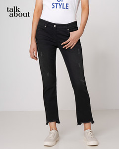 talkabout - Skinny-Jeans mit Cut-Outs