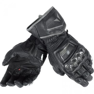 Dainese            Druid D1 Lederhandschuh lang schwarz