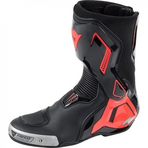Dainese            Torque Out D1 Stiefel schwarz/rot