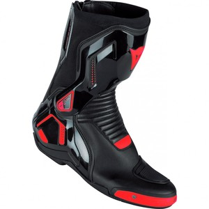 Dainese            Course D1 Out Stiefel schwarz/rot