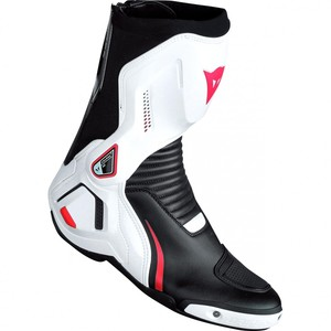Dainese            Course D1 Out Stiefel schwarz/weiß/rot