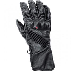 FLM            Sports Damen Lederhandschuh 1.0 schwarz