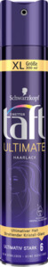 Schwarzkopf 3 Wetter taft Haarlack Ultimate