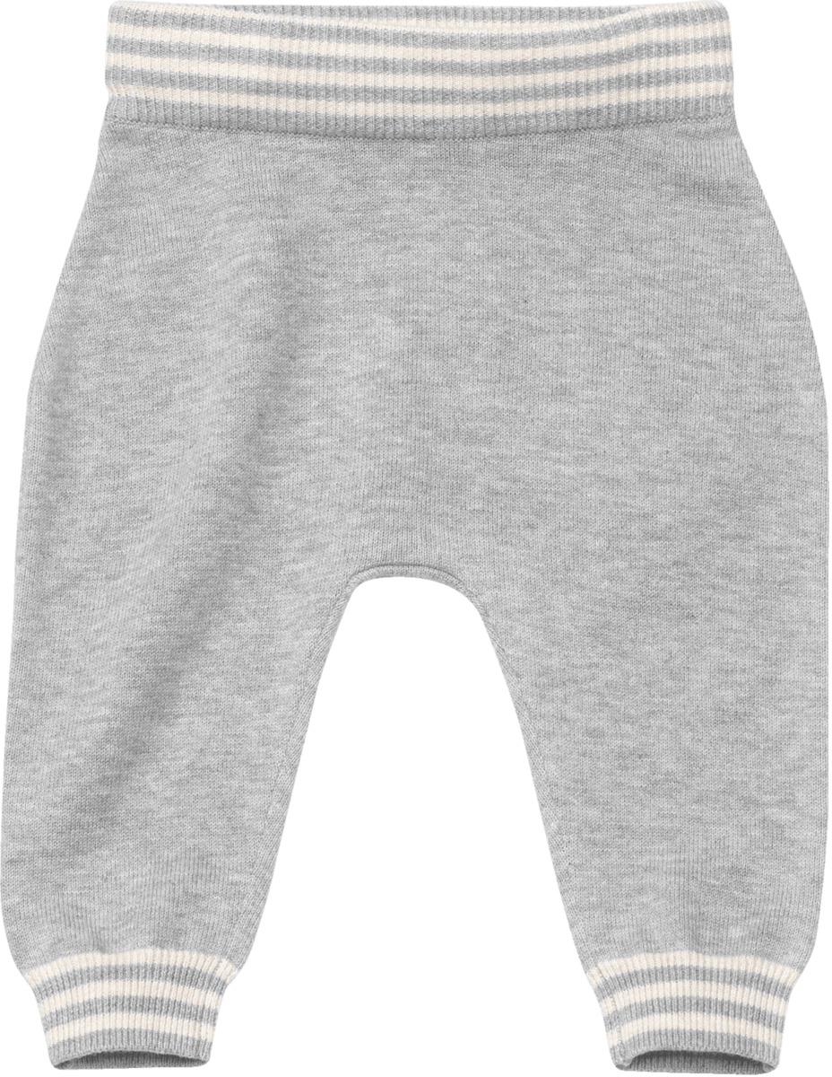 Bild 1 von ALANA Baby-Strickhose, Gr. 68, in Bio-Baumwolle und Wolle, hellgrau, für Mädchen und Jungen
