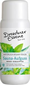 Dresdner Essenz Saunaaufguss Minze + Eucalyputs