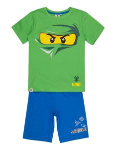 Jungen Pyjama mit Ninjago-Print