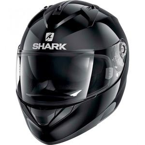 Shark helmets            Ridill Blank Black
