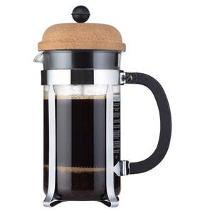 """bodum             Kaffeebereiter """"Chambord"""", 8 Tassen, Kork"""