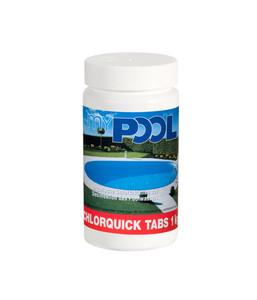 myPool Chlorquick Tabs, 1 kg