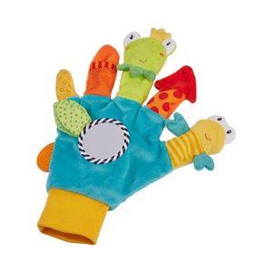 SOLINI   Spielhandschuh Froschkönig