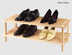 Schuhregal 2 Etagen