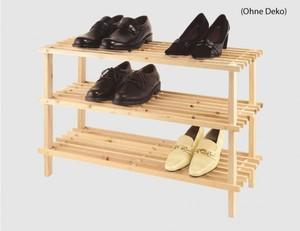 Schuhregal 3 Etagen