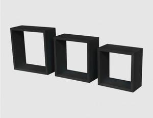 Regalset Simple schwarz