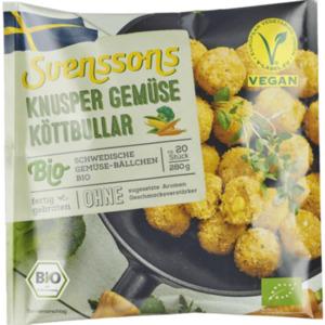 Svenssons Gemüse-Köttbullar