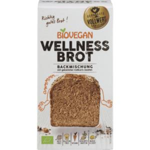 Biovegan Brotbackmischung