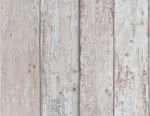 Papiertapete Holz