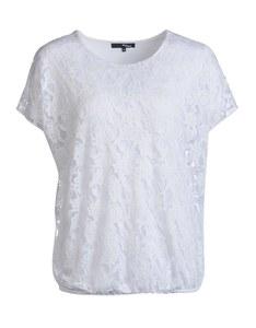 My Own - Ausbrenner-Shirt mit Silberprint