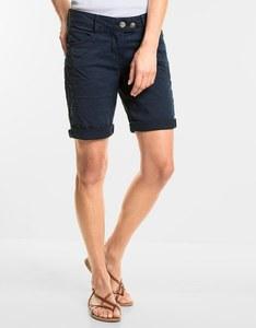"CECIL - Shorts ""New York"" mit Crinkle-Effekt"