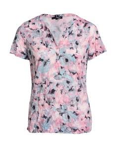 My Own - Crash-Shirt mit Blumendruck