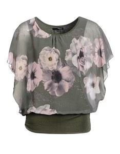 My Own - Chiffon-Shirt im oversized-Look