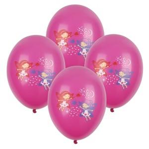 Luftballons Feen, 4er-Set