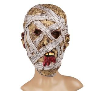 Halloween Maske Mumie