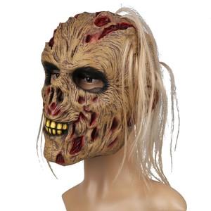 Halloween Maske Zombie