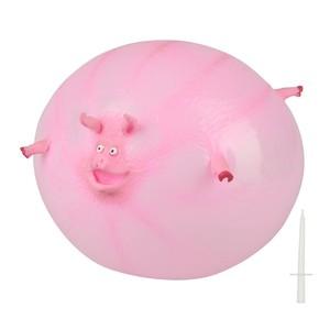 Tier-Ballon 30 cm Schwein