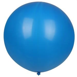 Riesen Spaßballon blau