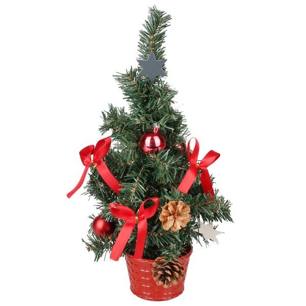 k nstlicher deko weihnachtsbaum 45 cm von tedi ansehen. Black Bedroom Furniture Sets. Home Design Ideas