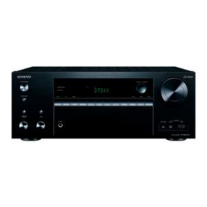 Onkyo TX-NR676E 7.2 AV Netzwerk Receiver Bluetooth/Wi-Fi/Multiroom Schwarz