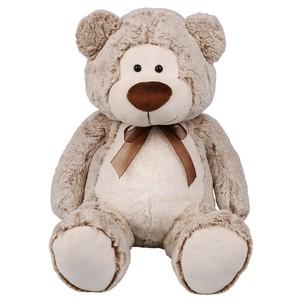 Teddybär Plüschbär mit Schleife 38 cm