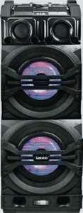 Lenco High Power Sound System PMX-350