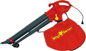 WOLF Garten Elektro-Laubbläser / -sauger LBV 2600 E