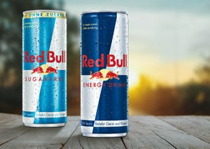 Red Bull  Energy Drink/ Organics