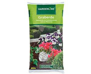 GARDENLINE®  Graberde, 20l