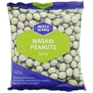 Snacks World Wasabi Erdnüsse