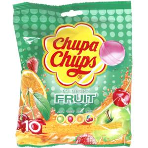 Chupa Chups Lollis Frucht