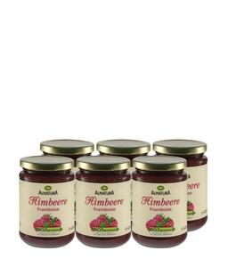 6 x Fruchtaufstrich Himbeere