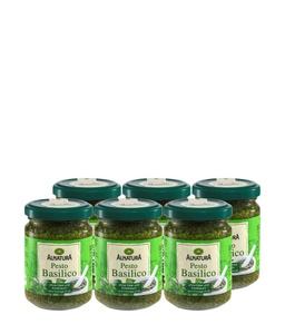 6 x Pesto Basilikum