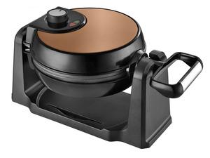 Kalorik Drehbares Waffeleisen TKG WM 1050 Copper-Design